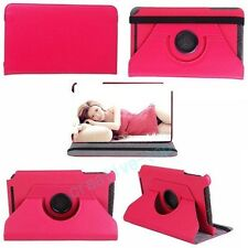 For Dell Venue 7 7inch Android Tablet PC PU Leather Stand Rotating Case Covers