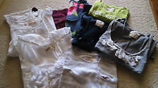15 Piece Lot New XS S Hollister ZARA Aritzia Tank Blouse Tee Tops