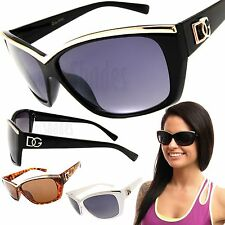 Womens DG Celebrity Fashion Sunglasses New Designer Black Glasses Sunnies Shades