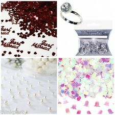 Wedding and Engagement  Table Confetti/ Sprinkles   *Free Postage *