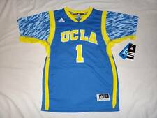 NWT Adidas UCLA Bruins March Madness #1 NCAA Basketball Swingman YOUTH Jersey