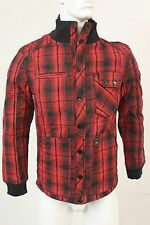 Duck and Cover Check Lumberjack Shirt Jacket Coat