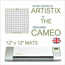 "Graphtec Silhouette Cameo Replacement Cutting Mat by Artistix 12"" x 12"""