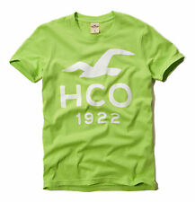 Hollister by Abercrombie Men Beacon's Beach Seagull Crew-Neck T-shirt - $0 Ship