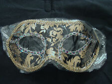 Mardi Gras Masquerade Costume Carnival Party Mask Theater Eye Mask Party Supply