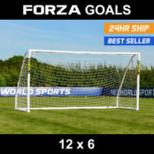 12' x 6' FORZA MATCH Goal - The Ultimate Football Goal Post [Free Delivery]