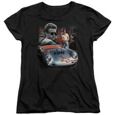 James Dean Icon Movie Actor Sunday Drive Women's T-Shirt Tee