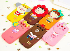 Forest Homestea Romane 3D Silicone Case for samsung Galaxy S3 Rubber Back Cover
