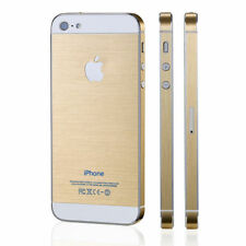 METAL EFFECT NEW VINYL DECAL WRAP KIT STICKER SKIN COVER for iPHONE 4 4S 5 5S