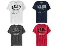 New Men's Aero 87 Athletics Dept Graphic T-shirt, NWT Aeropostale Tee