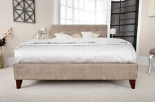 CHELSEA BEDSTEAD / BED IN FOUR SIZES AND THREE COLOURS ALL WITH FREE DELIVERY