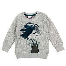 Spring autumn t-shirt cotton long sleeve print cartoon casual clothing for girls