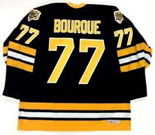 RAY BOURQUE BOSTON BRUINS NEW CCM MASKA JERSEY