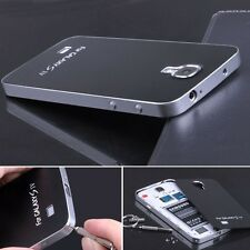 USA New Ultra-thin All Metal Aluminum Case Cover For Samsung Galaxy S 4 IV i9500