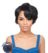 Outre Quick Weave Complete Cap Syntheitc Wig VANILLA