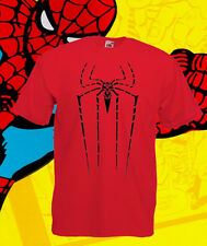 Amazing Spiderman 2 T Shirt Mens Top Comic Hero Spider Man Movie Tv Show Tee New