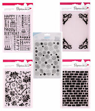 """Docrafts Papermania 5x7"""" Universal Texture Embossing Folder Paper Card (Xpress)"""
