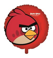Angry Birds Red Bird Party Foil Balloon 18""
