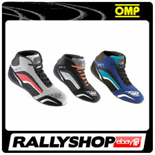 OMP KS-3 KARTING SHOES CHEAP AND FAST DELIVERY Kartwear Karting,Rally,Race