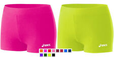NEW Asics Low Cut Women's Spandex Volleyball Shorts, BT752, 10 colors Available