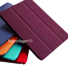 "SlimShell PU Leather Magnetic Case Stand Cover for 2013 Kindle Fire HDX 8.9""Inch"