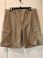 The North Face Mens Horizon Cargo Shorts Dune Beige NWT Size 32-40