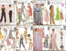 McCalls Sewing Pattern Jumpsuit Misses Size You Pick