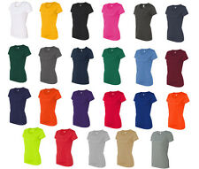 All Sport Ladies Polyester T-Shirt, Moisture wicking Tee, Womens XS-2XL (W1009)