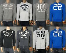 Men's Hollister by Abercrombie & Fitch - Hoodie HCO New Styles NWT Muscle 2014