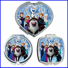 Disney Frozen / Olaf #2 Pocket Compact Make Up Mirror - 3 STYLES TO CHOOSE FROM!