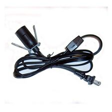 Salt Lamp Cord; Switch; Wire Clip; UL Listed; 110/120V Rated