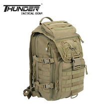 Thunder Tactical Backpack Hiking Camping Laptop Bag Outdoor Travel 1000D Nylon