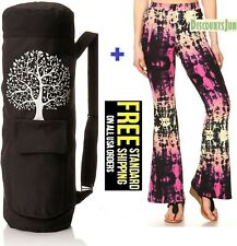 Body by Jake Yoga Mat Travels Easily Extra Thick NBR Foam Exercise Tower 200 ab