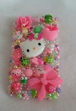 Hello Kitty Case for iPhone 4 4s 5 5s 5c 6 Samsung 2 3 4 5 Note Lg G2 Moto X Cat