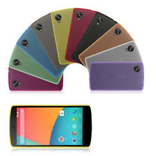 0.3mm Ultra Thin Soft Fitted Case Cover Skin Bumper for LG Google Nexus 5