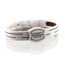 Smart Power Titanium Ion Bracelet Band Balance Energy New Free Shipping