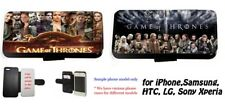 Ottenuto GAME OF THRONES Leather Card Wallet Phone Case S3 S4 S5, MINI, A3 A5 S6, nota
