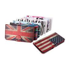 Retro Wallet Strap Flip Case Cover PU Leather Skin For Samsung Galaxy S5 i9600