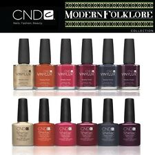 CND Shellac & Vinylux - Fall 2014 Modern Folklore Collection