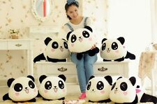 Kawaii Plush Doll Toy Animal Giant Panda Pillow Stuffed Bolster Gift
