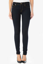 Hudson Jeans Nico Mid Rise Super Skinny Womens Premium Denim Sizes 24 - 32 Storm