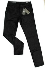 Armani Exchange A|X Women's J20 Super Skinny Jeans - Black