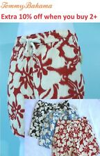 """*NWT Tommy Bahama Relax Mens Lucky Clove 6.5"""" Swim Trunks Board Shorts Size L XL"""