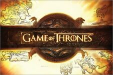 """Poster """"Game of Thrones"""""""