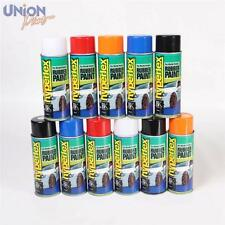Aerosol Spray Paint - Rubber - Vinyl in a Can - Easy to Remove - Fantastic !!!!!