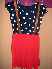 Primark Girl Dress Casual Summer Dress New Colourful