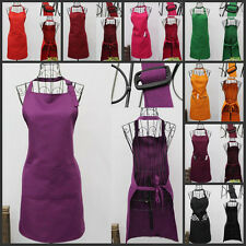 New Polyester Craft Commercial Restaurant Kitchen Aprons Convenient women girls