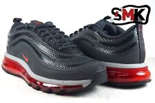 631753-002 New Mens Nike Air Max 97-2013 HYP ANTHRACITE/RED/BLACK [size 8-13]