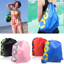 Cute Fashion Women Nylon Travel Swim Beach Satchel Shoulder Bag Backpack School