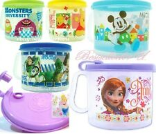 Disney Pixar Kids Toddler Baby Mug Drink Container Bathroom Cup Tumbler With Lid